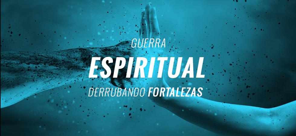 TRÊS FORTALEZAS ESPIRITUAIS PARA SEREM DERRUBADAS - Mike