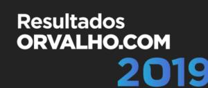 RESULTADOS ORVALHO.COM EM 2019