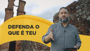 [SUB12] DEFENDA O QUE É TEU – Luciano Subirá