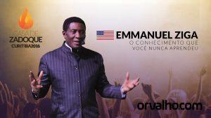 O CONHECIMENTO QUE VOCÊ NUNCA APRENDEU – Emmanuel Ziga