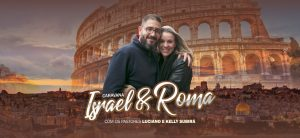 Últimas vagas para caravana Israel e Roma – Luciano Subirá