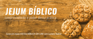 CURSO SOBRE JEJUM COM LUCIANO SUBIRÁ