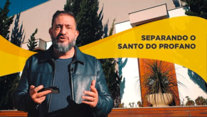 [SUB12] SEPARANDO O SANTO DO PROFANO – Luciano Subirá